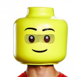 Cabeça Máscara Capacete Lego Adulto