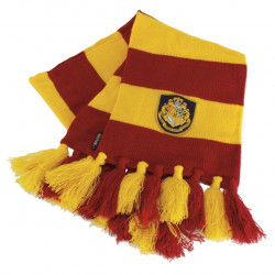 Cachecol Hogwarts Luxo Harry Potter