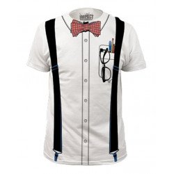 Camiseta Nerd Clássica