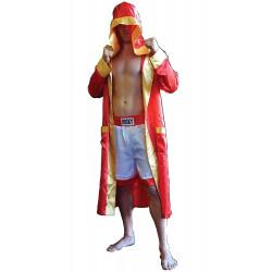 Capa Rocky Balboa Sylvester Stallone Boxer Adulto Luxo