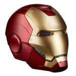 Capacete Eletrônico Homem de Ferro Supreme