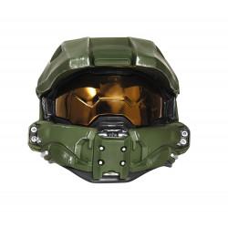 Capacete Halo 3 Luxo Adulto Luz