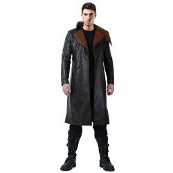 Casaco Rick Deckard Blade Runner Luxo