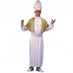 Fantasia Adulto de Papa Católico