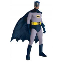 Fantasia Adulto do Batman Luxo Clássico