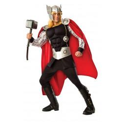 Fantasia Adulto do Thor Os Vingadores Elite Luxo