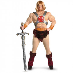 Fantasia Adulto He Man
