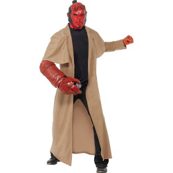 Fantasia Adulto Hellboy Elite