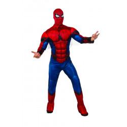 Fantasia Adulto Homem Aranha de Volta ao Lar Luxo