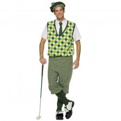 Fantasia Adulto Jogador de Golf