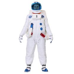 Fantasia Adulto Macacão de Astronauta Autêntico