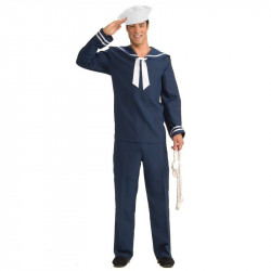 Fantasia Adulto Marinheiro