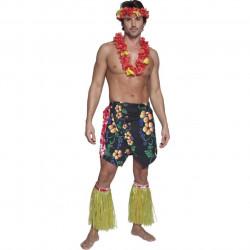 Fantasia Adulto Masculino Havaiano