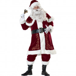 Fantasia Adulto Papai Noel Elite