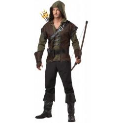 Fantasia Adulto Robin Hood Luxo