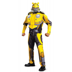 Fantasia Adulto Transformers Bumblebee Elite