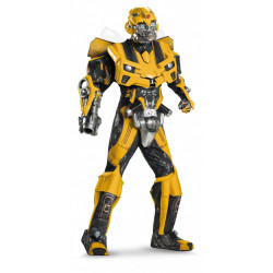 Fantasia Adulto Transformers Bumblebee Teatrical
