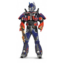Fantasia Adulto Transformers Optimus Prime Teatrical