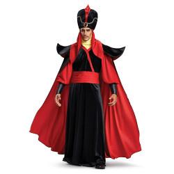 Fantasia Aladdin Jafar Disney Adulto Luxo