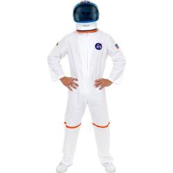 Fantasia Astronauta Luxo Adulto
