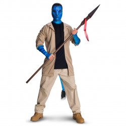 Fantasia Avatar Masculino