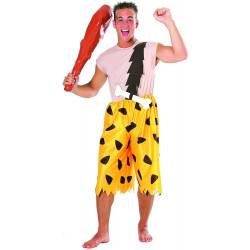 Fantasia Bam-Bam dos Flintstones Adulto