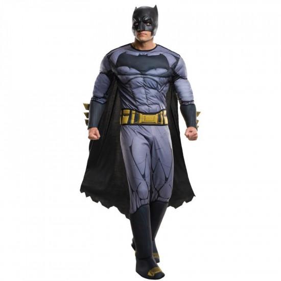 Fantasia Batman A Origem da Justiça Adulto