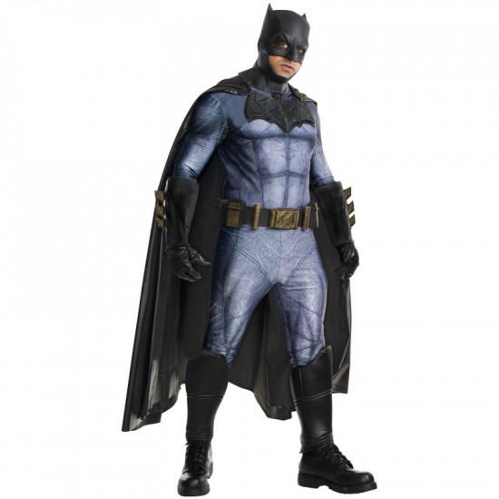 Fantasia Batman A Origem da Justiça Elite Adulto