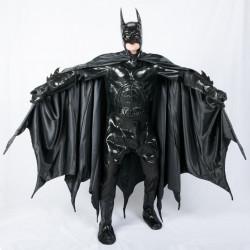 Fantasia Batman Adulto Super Luxo