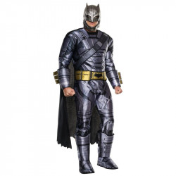 Fantasia Batman Armadura A Origem da Justiça Adulto