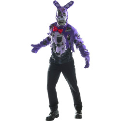 Fantasia Bonnie Five Nights at Freddy's Pesadelo Adulto