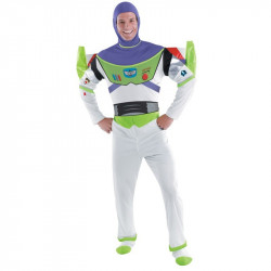Fantasia Buzz Lightyear Adulto Luxo