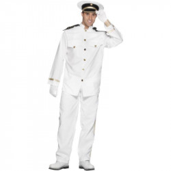 Fantasia Capitão da Marinha