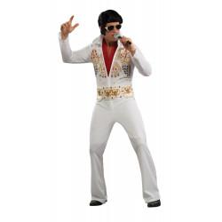 Fantasia Elvis Presley Adulto Clássica