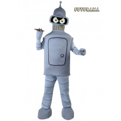 Fantasia Futurama Bender Adulto