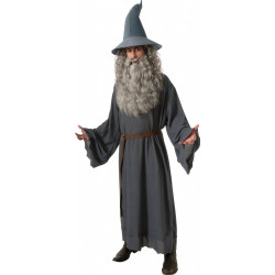Fantasia Gandalf Hobbit Adulto