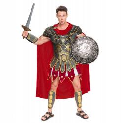 Fantasia Gladiador Guerreiro Grego Adulto