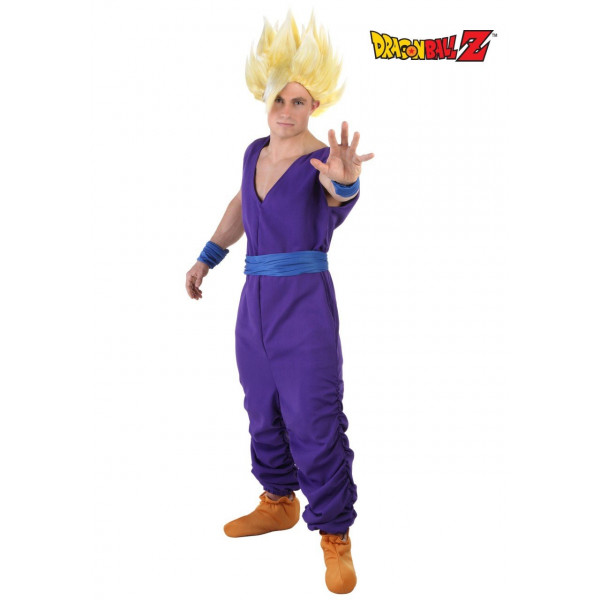 Fantasia Gohan Dragon Ball Adulto