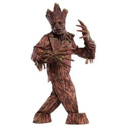 Fantasia Groot Guardiões da Galáxia Adulto Luxo