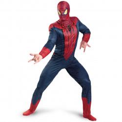 Fantasia Homem Aranha Adulto Clássica