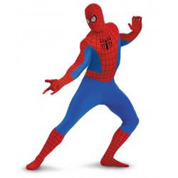 Fantasia Homem Aranha Spandex Adulto