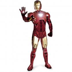 Fantasia Homem de Ferro Adulto Supreme