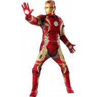 Fantasia Homem de Ferro Os Vingadores 2 Era de Ultron Adulto