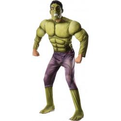Fantasia Hulk Os Vingadores 2 Era de Ultron Adulto