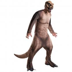 Fantasia Jurassic Park O Mundo dos Dinossauros Adulto