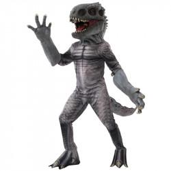 Fantasia Jurassic Park O Mundo dos Dinossauros TRex Adulto Elite