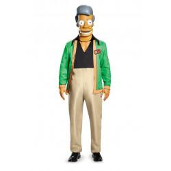 Fantasia Kwik e Mart Apu Os Simpsons Adulto Luxo