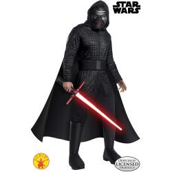 Fantasia Kylo Ren Star Wars Adulto Elite Despertar da Força