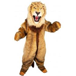 Fantasia Leão Adulto Mascote