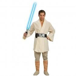 Fantasia Luke Skywalker Star Wars Adulto Luxo